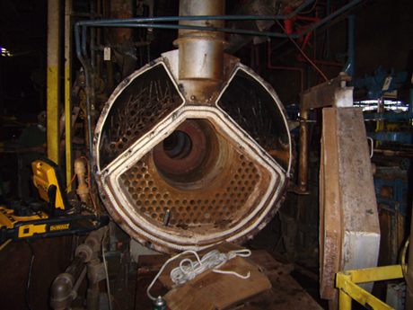 Fire Tube Boiler Repair in Troy Michigan