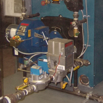 Power Burner Boiler in Pontiac Michigan