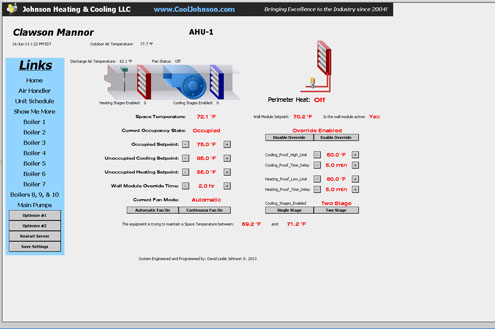 Building Automation System Clawson, Michigan 3
