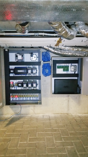 Building Automation System St. Clair County Michigan 38