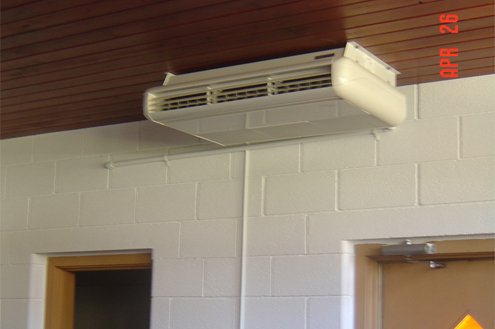 Algonac Michigan Ductless Split Systems Mr Slim