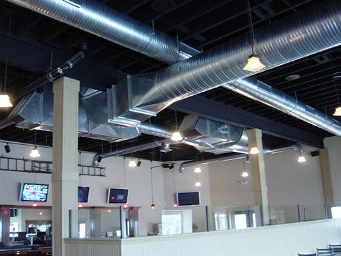 Ductwork St. Clair Michigan 48079