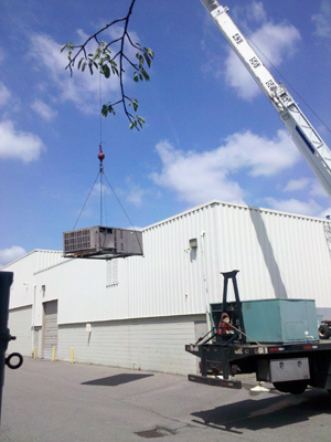 Industrial HVAC Sterling Heights Michgan